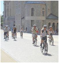 Fahrradtour durch Berlin
