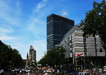 Mercedes Stern Berlin