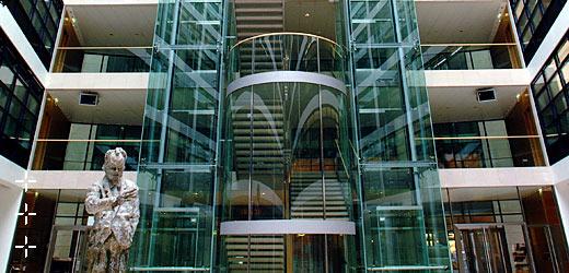 Willy-Brandt-Haus: Ausstellung World Press Photo Award 2010