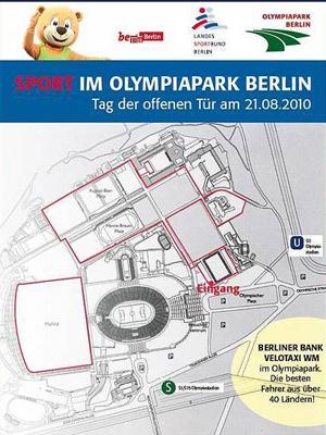 Tag der offenen t r im olympiapark berlin for Tag der offenen tur berlin